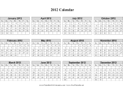 Single page (horizontal grid, descending)